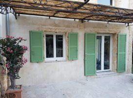 Volets battants à Nice et environs