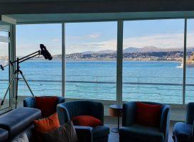 Baie vitrée coulissante sur mesure - Nice