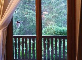 Fenêtre PVC imitation bois à Valberge - Alpes Maritimes